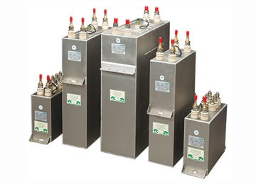 Water Cooled Capacitors ( Medium Frequency )